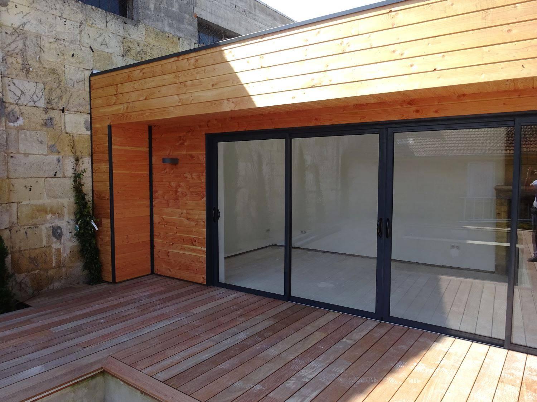 Construction abri bois sur Bordeaux  Construction en bois Bordeaux  ~ Construction Bois Gironde