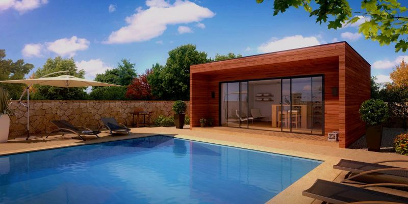Devis r alisation abri de piscine standard libourne abrisips for Construction piscine libourne